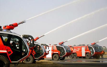 Airport Fire Fighting Equipment Market Estimated during the Forecast Period 2018-2025 with Key Players like Naffco, Akron Brass, A