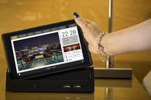 Canal Central Hotel Business Bay Installs Interactive In-room