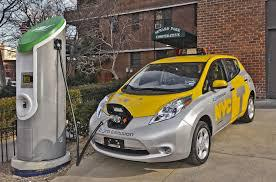 Electric Taxi Market