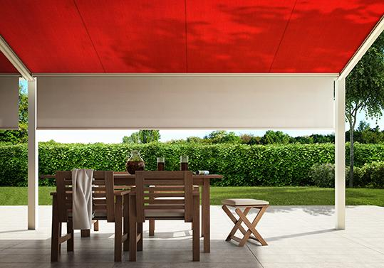 "Awning expert markilux now offers its underglass awning 779/879 with optional ""Shadeplus"" as well."