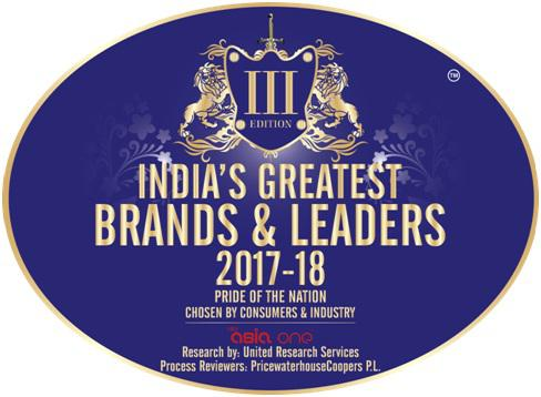 India's Greatest Brands & Leaders 2017-18