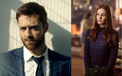 Richard Rankin & Sophie Skelton