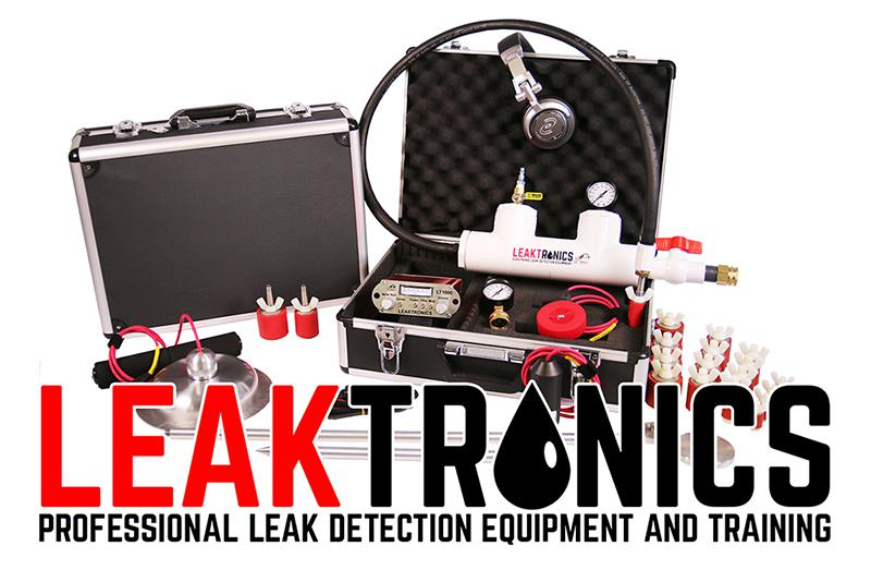 LeakTronics - Electronic Leak Detection Equipment