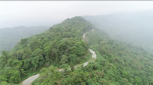 Ba Vi National Park, Vietnam