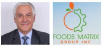 Michel Knockeart, CEO of Foods Matrix