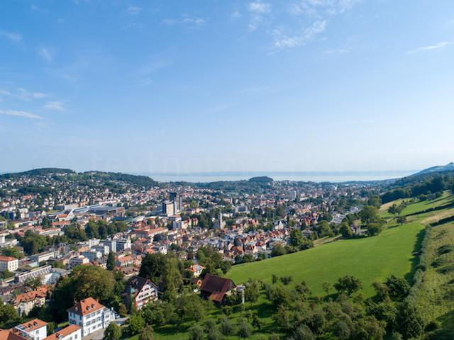 A new perspective - Aerial photos with drones