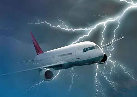 Aircraft Lightning Protection System