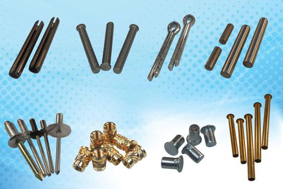 Challenge Europe Rivets and Pins and Weld Studs and other fasteners