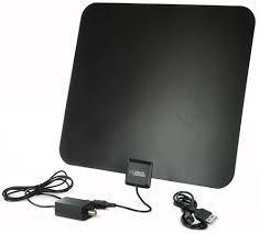 Indoor HDTV Antennas Market (By Segment: Amplified HDTV