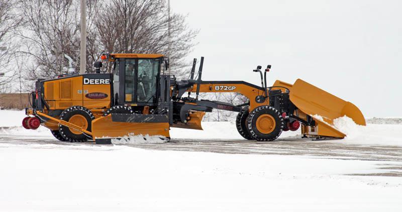 Snow Plows Market