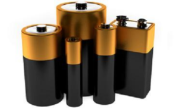 Primary Batteries market Share