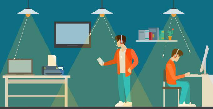 Visible Light Communication Market