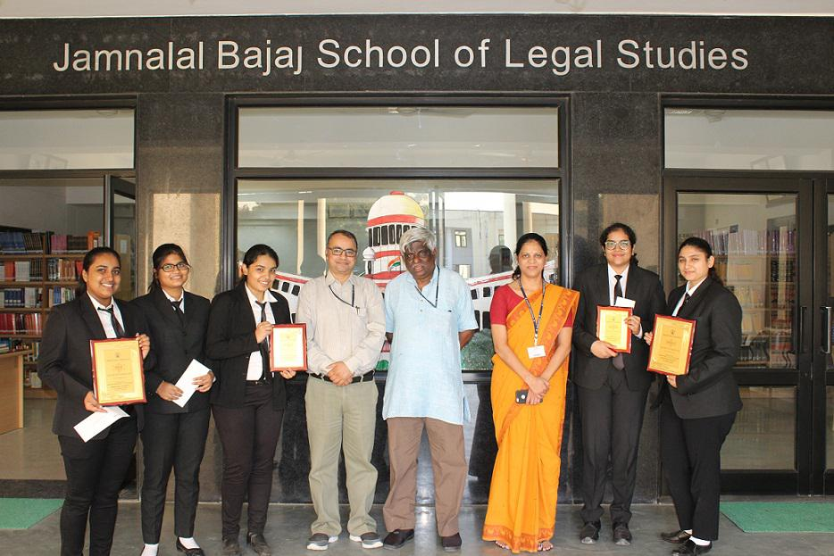 Jamnalal Bajaj School of Legal Studies Banasthali Vidyapith ? Moot Court Competition