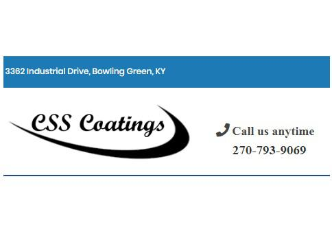 CSS Coatings Provides Customized Solutions to Clients