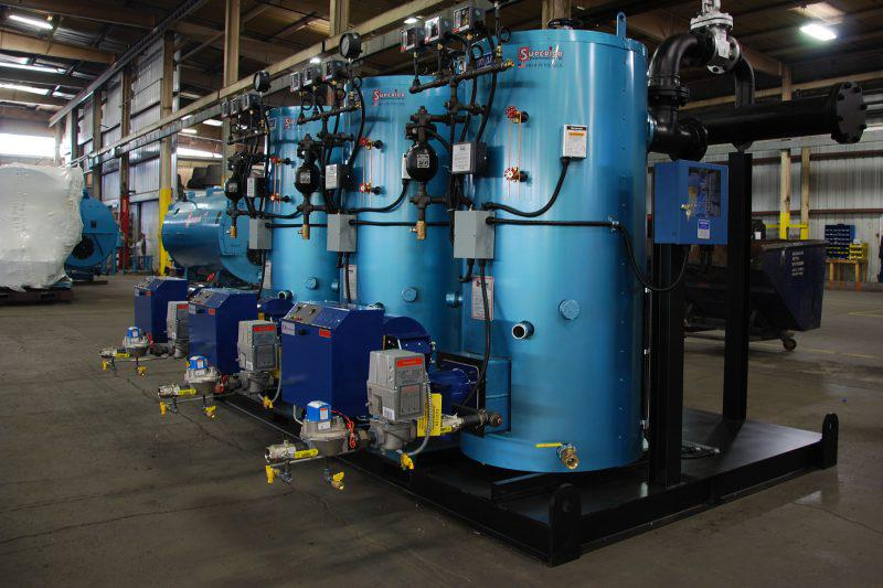 U.S. Industrial Boiler Market