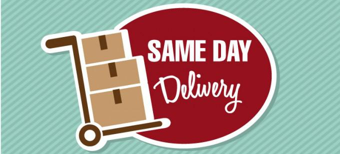 US Same day delivery