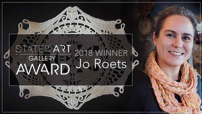 StateoftheART Gallery Award Winner Jo Roets