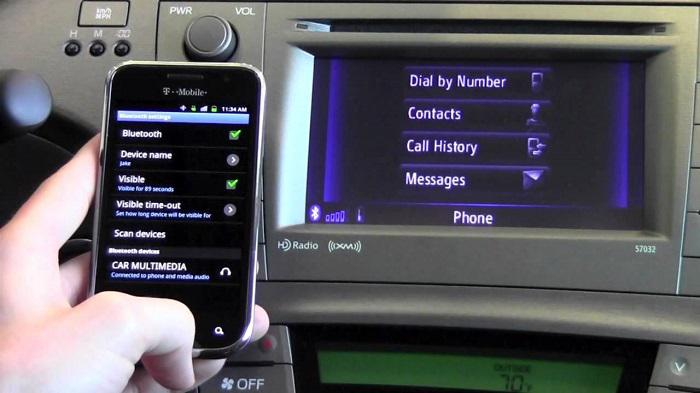 Automotive Bluetooth