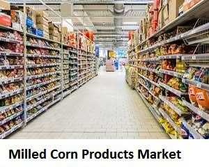 Milled Corn Products Market