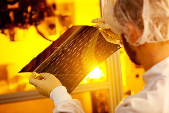 Organic Photovoltaics Materials