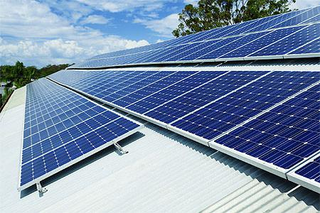 Solar Glass Market