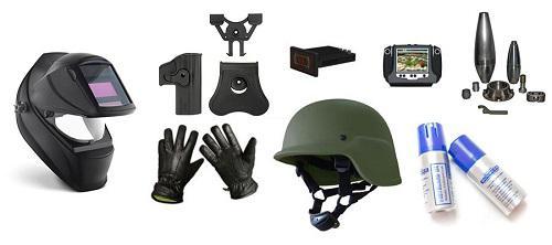 Law Enforcement & Guarding Equipment