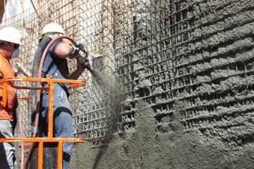 Shotcrete Concrete Market - Key Manufacturers Motivated
