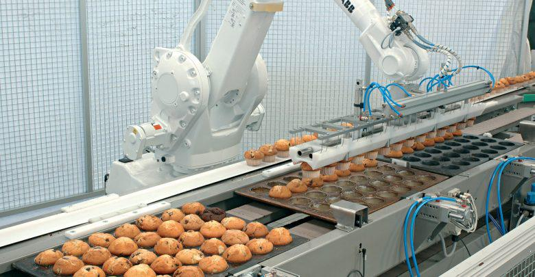 Industrial Robotics For Food And Beverages