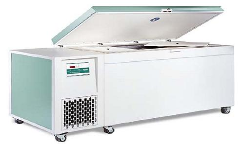 Ultra-Low Temperature Freezer Market by Type