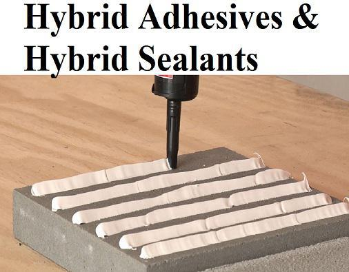 Hybrid Adhesives & Hybrid Sealants Market