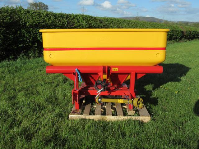 Fertiliser Spreader Market