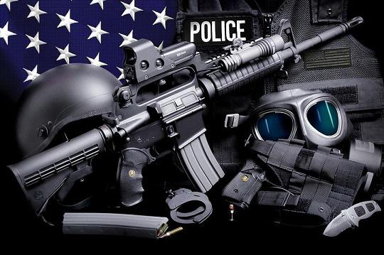 Police and Law Enforcement Equipment