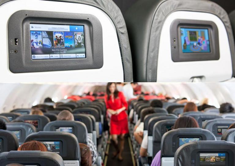 Growth of In-flight Entertainment and Connectivity Market