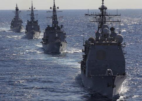 Warship and Naval Vessels