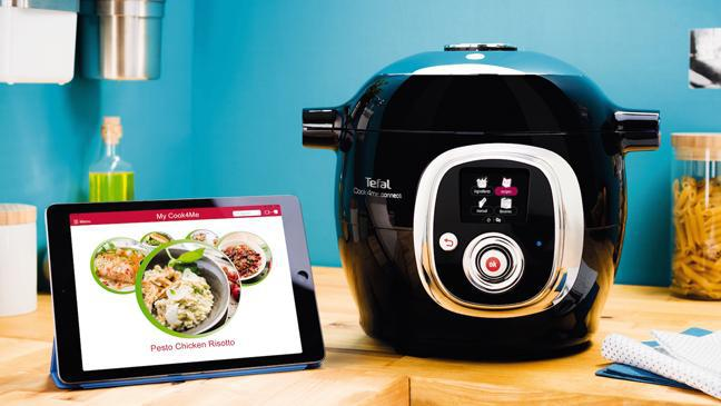 Smart Connected Cooking Appliances