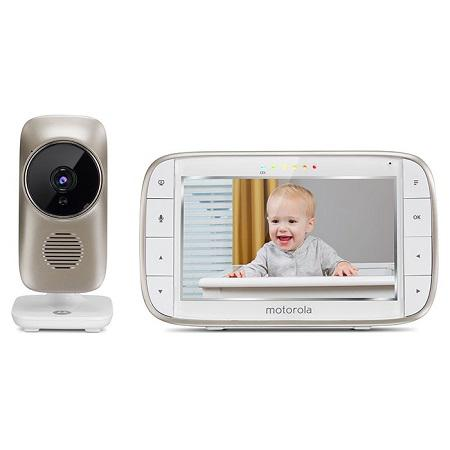 Smart Connected Baby Monitors