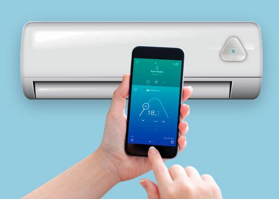 Smart Connected Air Conditioner
