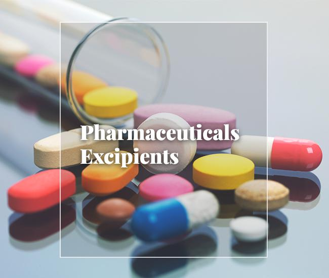 Pharmaceutical Excipients Market , New Technology,