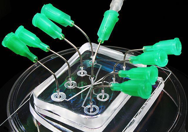 Lab-on-a-chip (LOC) Market: Leading-Edge Technology, Arising