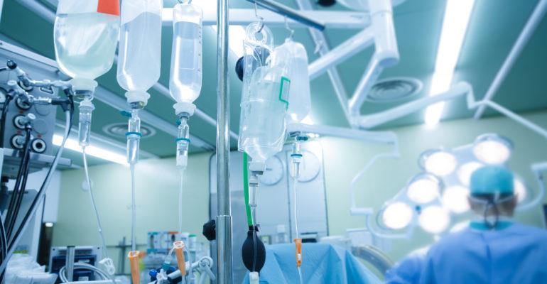Intravenous (IV) Solution Market