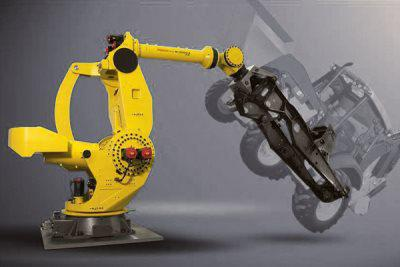 Heavy Payload Robotic Arm