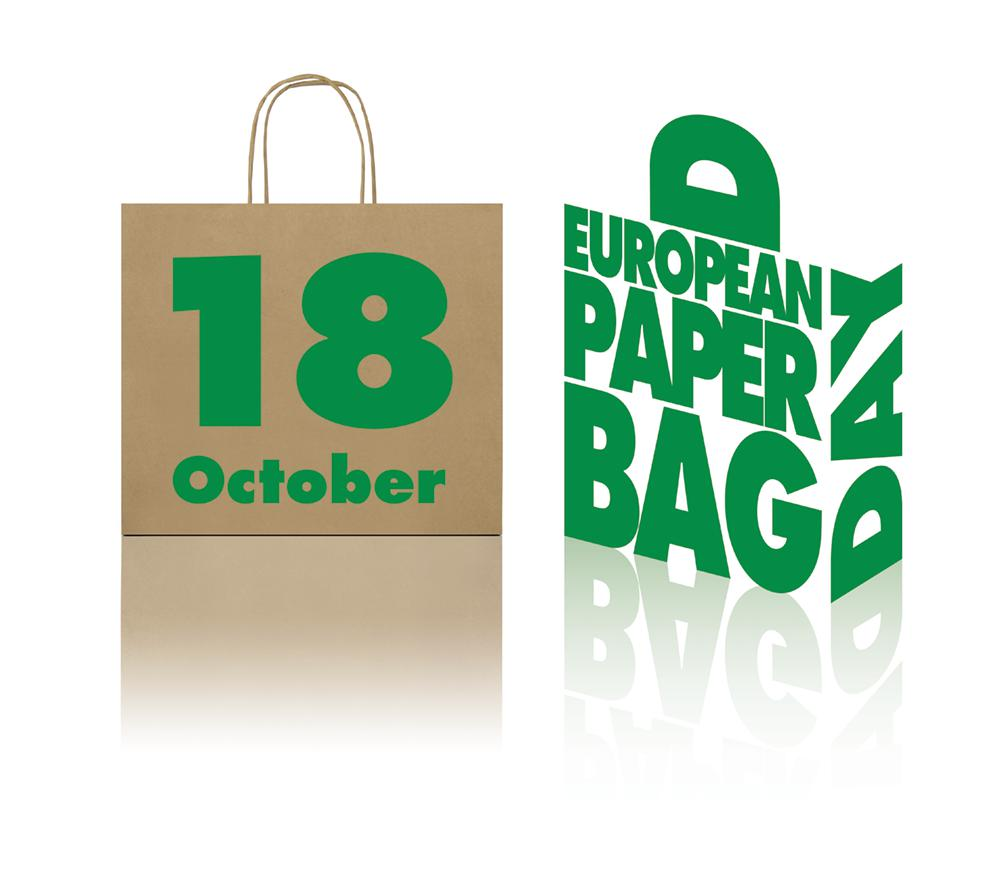 The first European Paper Bag Day takes place on 18th October
