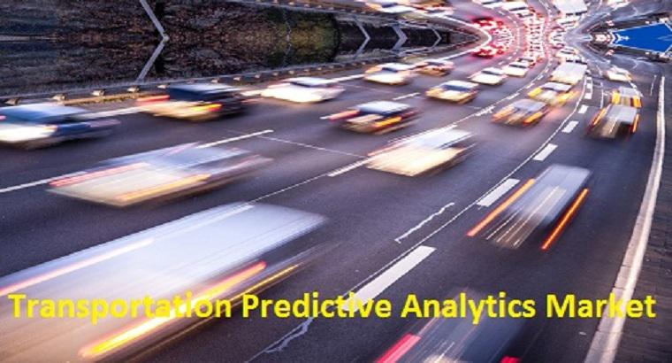 Transportation Predictive Analytics Market