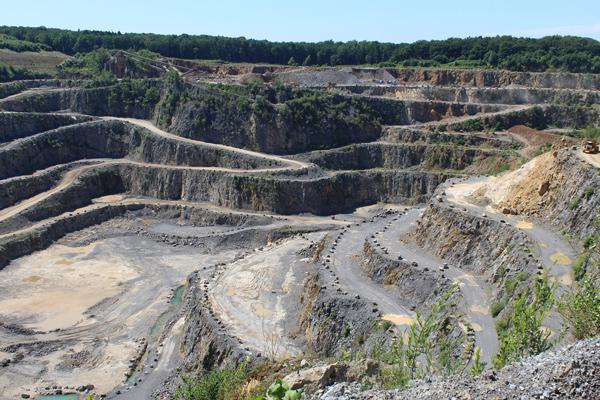 Condition Monitoring of a Mining Quarry for Optimal Production