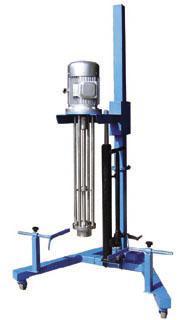 High Shear Batch Mixers Market: Competitive Dynamics & Global