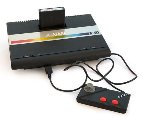 Home Video Game Consoles