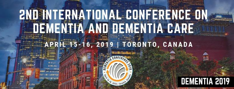 Dementia conferences