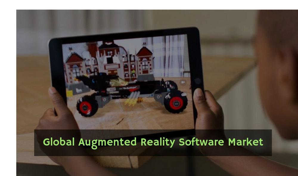 Augmented Reality Software Market 2018 - Global Industry