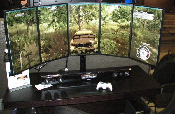 3Dゲーム機市場