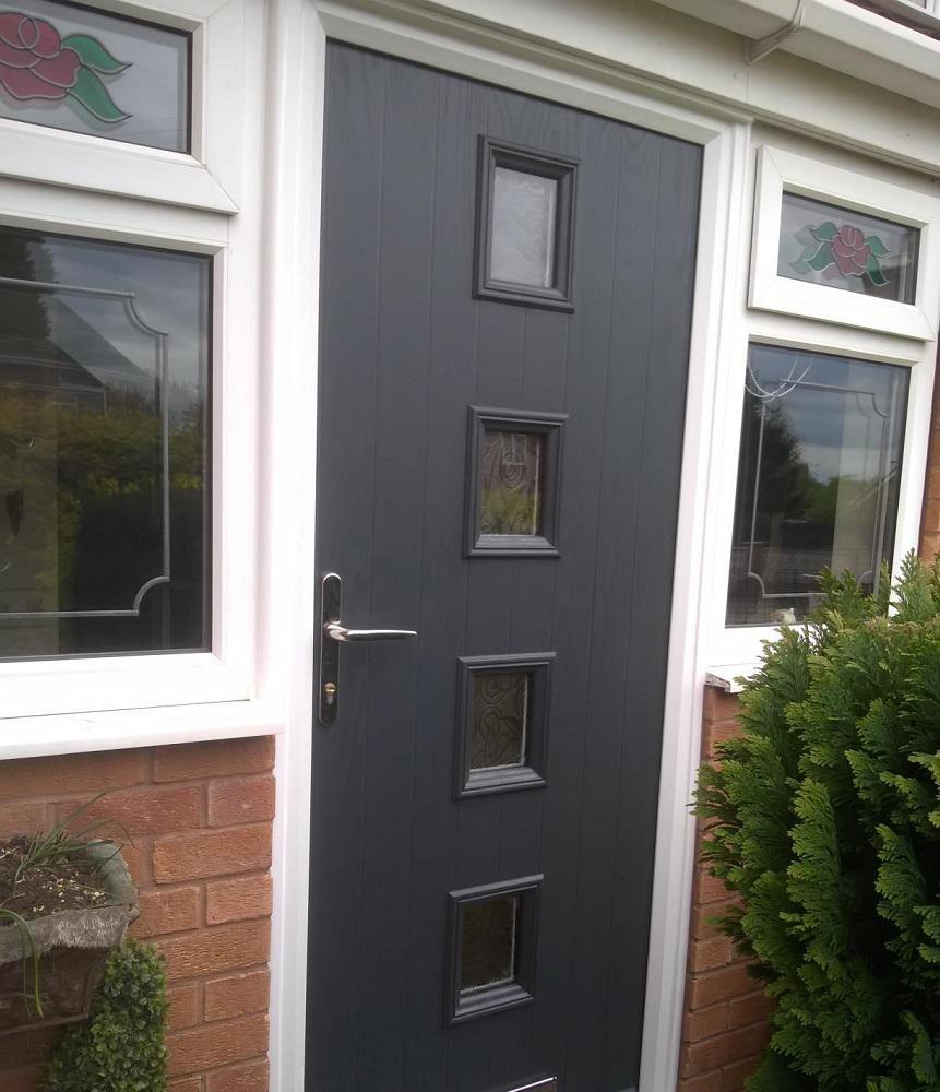 Composite Doors & Windows